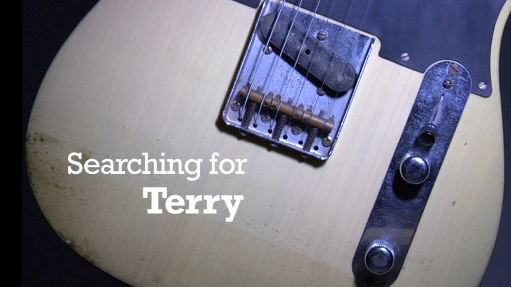 Searching for Terry: Discovering a Guitar Legend project video thumbnail