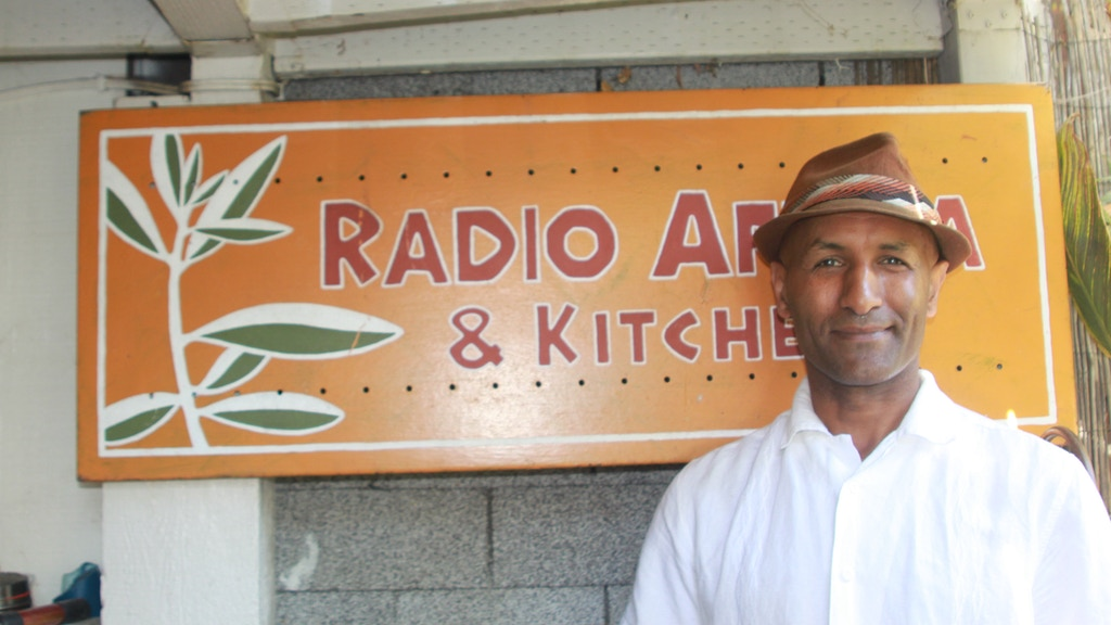 Radio Africa & Kitchen Restaurant project video thumbnail