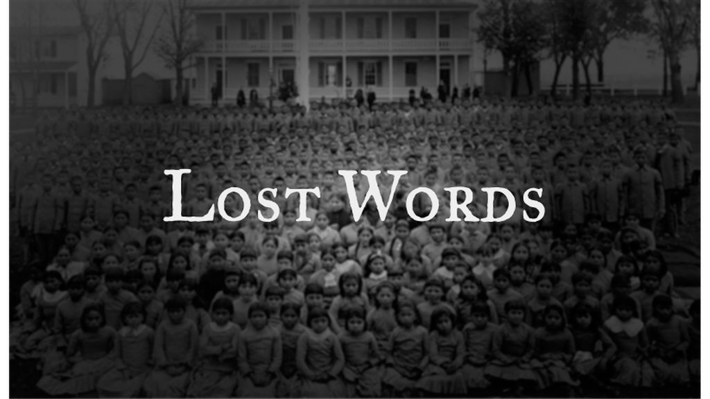 Project image for Lost Words