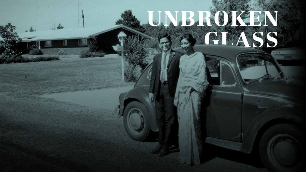 Unbroken Glass: a film about immigration and mental illness project video thumbnail