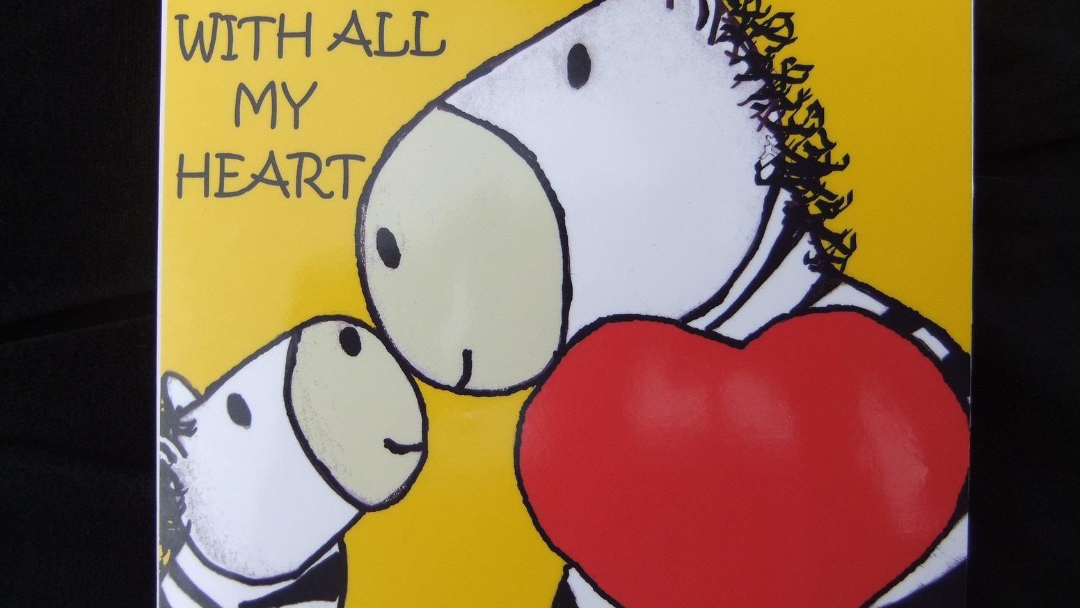 I Love You With All My Heart A Children S Book By Shawna Petersen