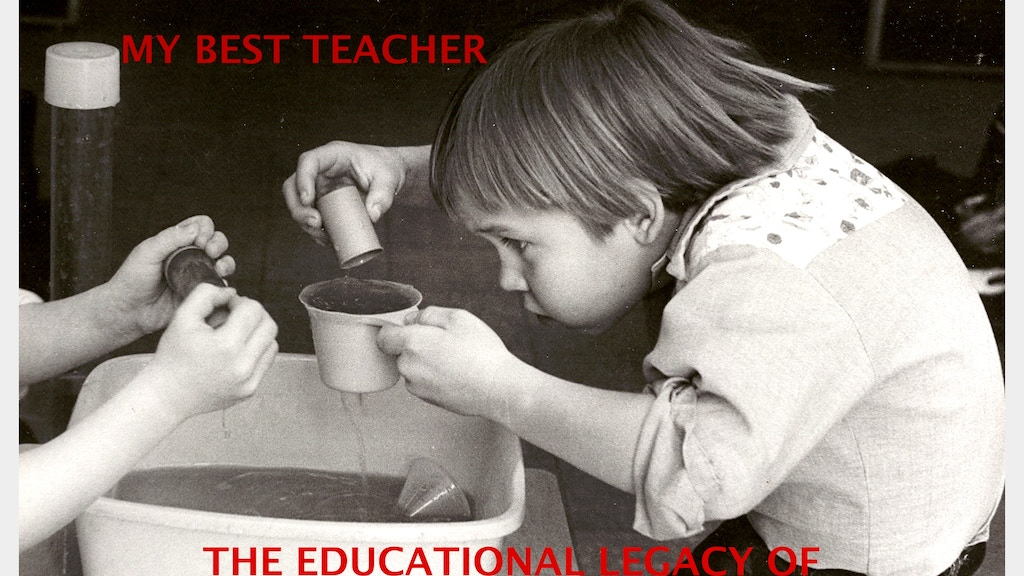 My Best Teacher: The Educational Legacy of ...... project video thumbnail