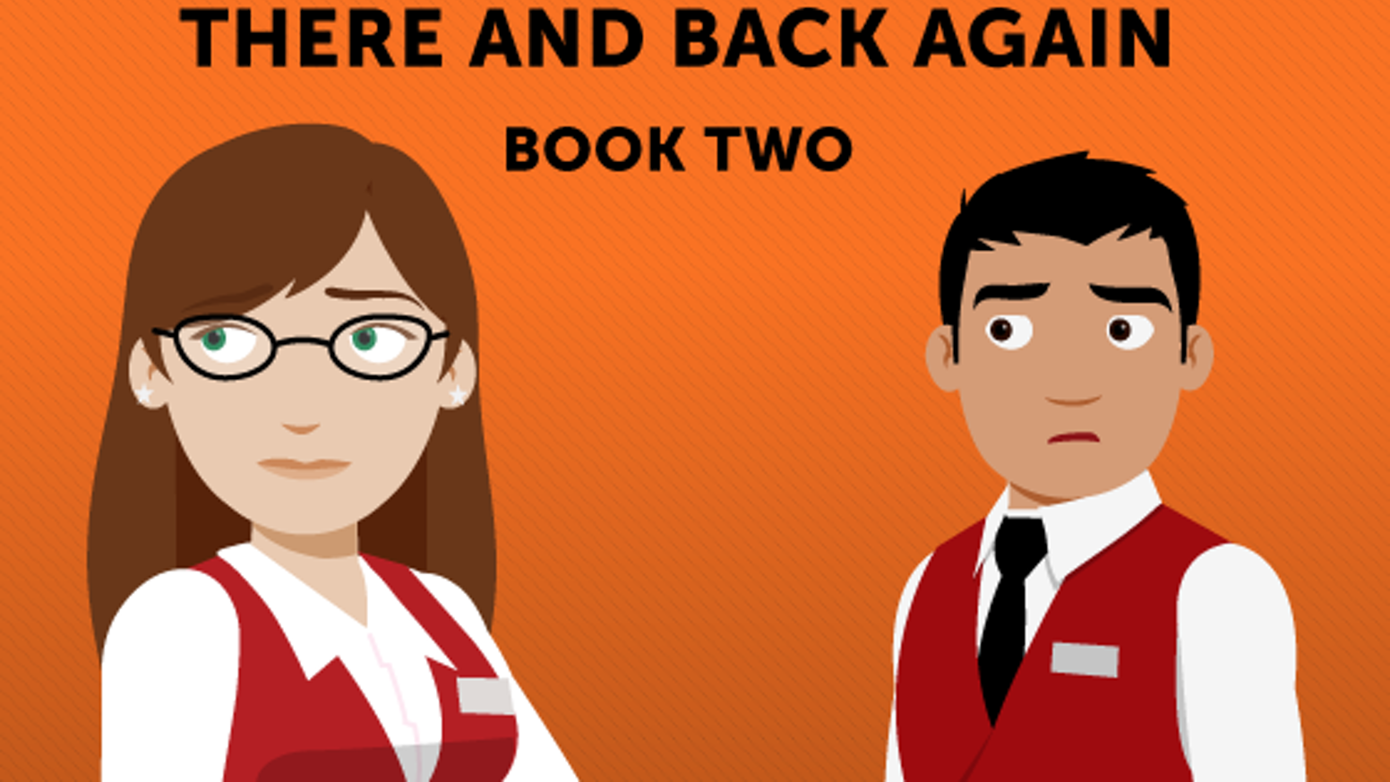 Help fund the creation and publication of Multiplex: There and Back Again (Book 2) — and if we pass our goal, Book 3, as well!