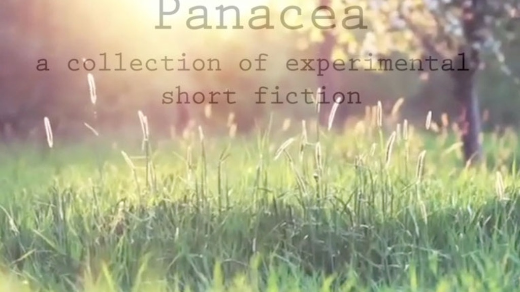 Panacea project video thumbnail