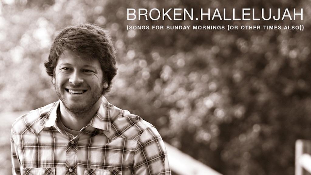 BROKEN.HALLELUJAH  //  debut album from david toney project video thumbnail