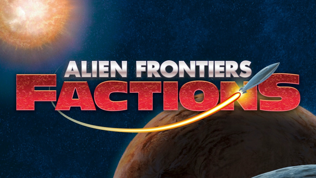 Alien Frontiers: Factions project video thumbnail