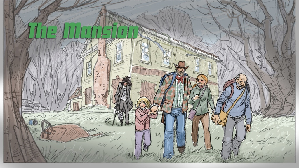 The Mansion project video thumbnail