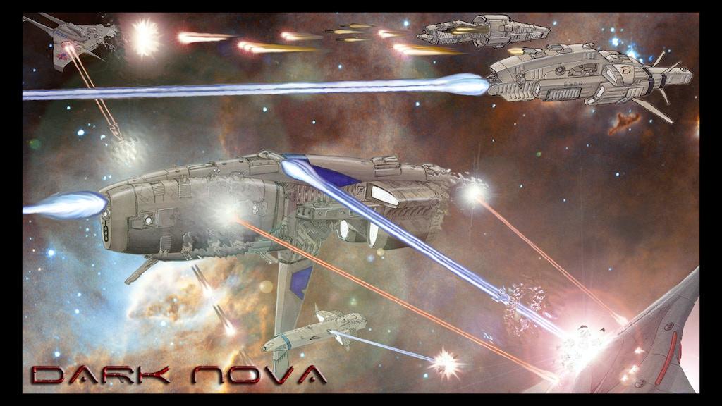 Project image for Dark Nova RPG
