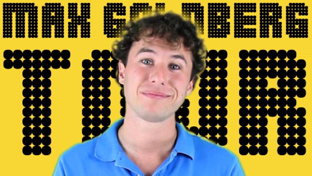 Max Goldberg's 2011 Fall Comedy Tour! project video thumbnail