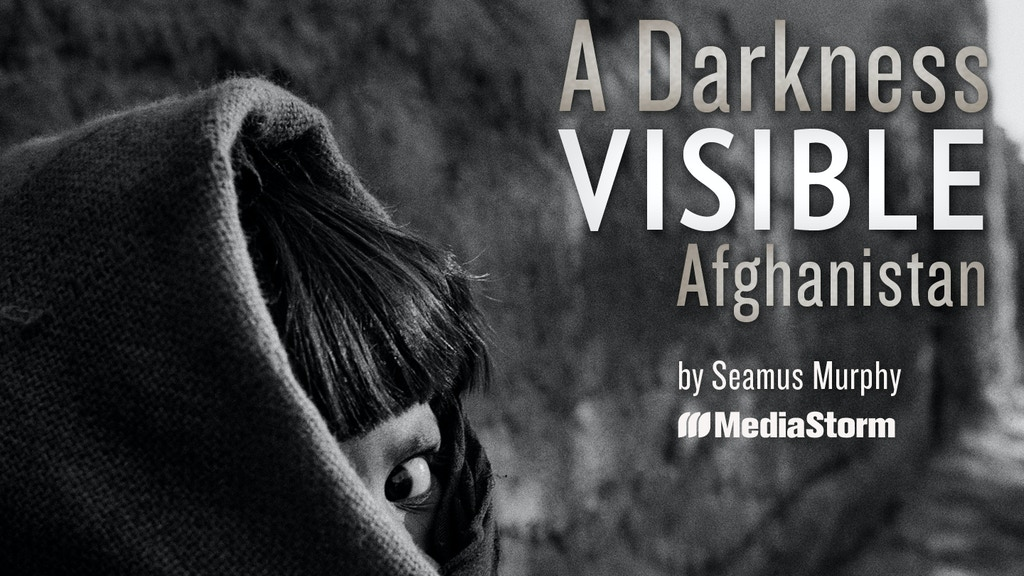 A Darkness Visible: Afghanistan project video thumbnail