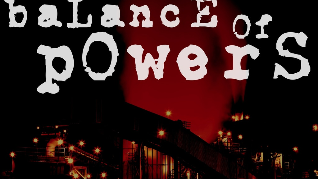 Balance of Powers project video thumbnail