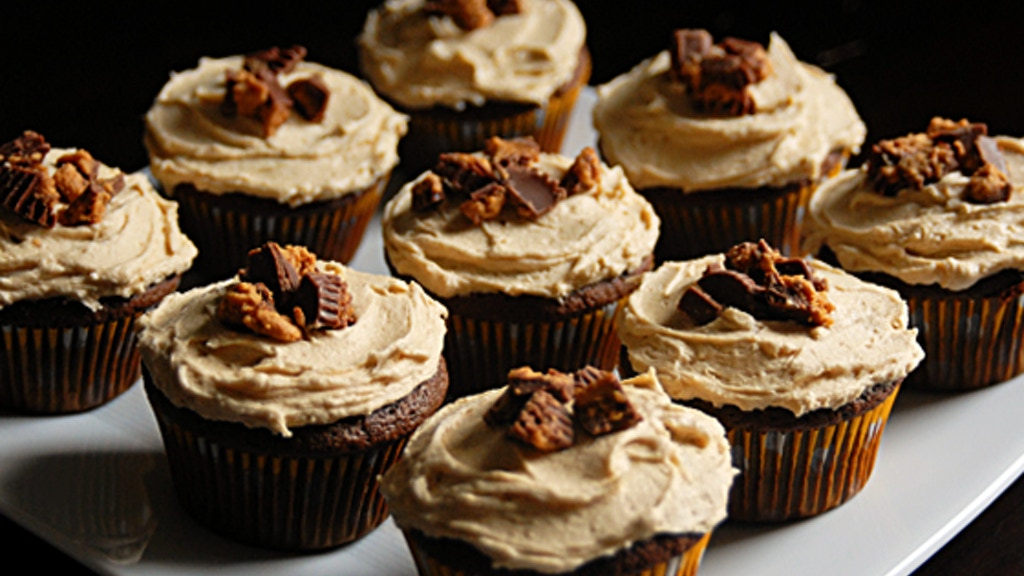 Sweet & Stout: beer cupcakes, heck yes! project video thumbnail
