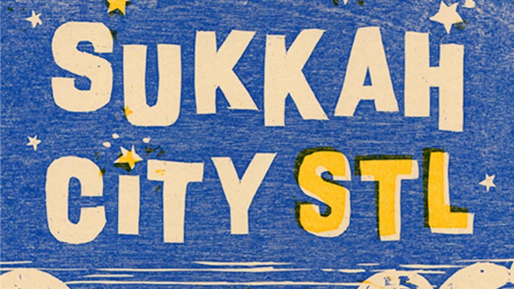 Sukkah City STL: Defining and Defying Boundaries project video thumbnail