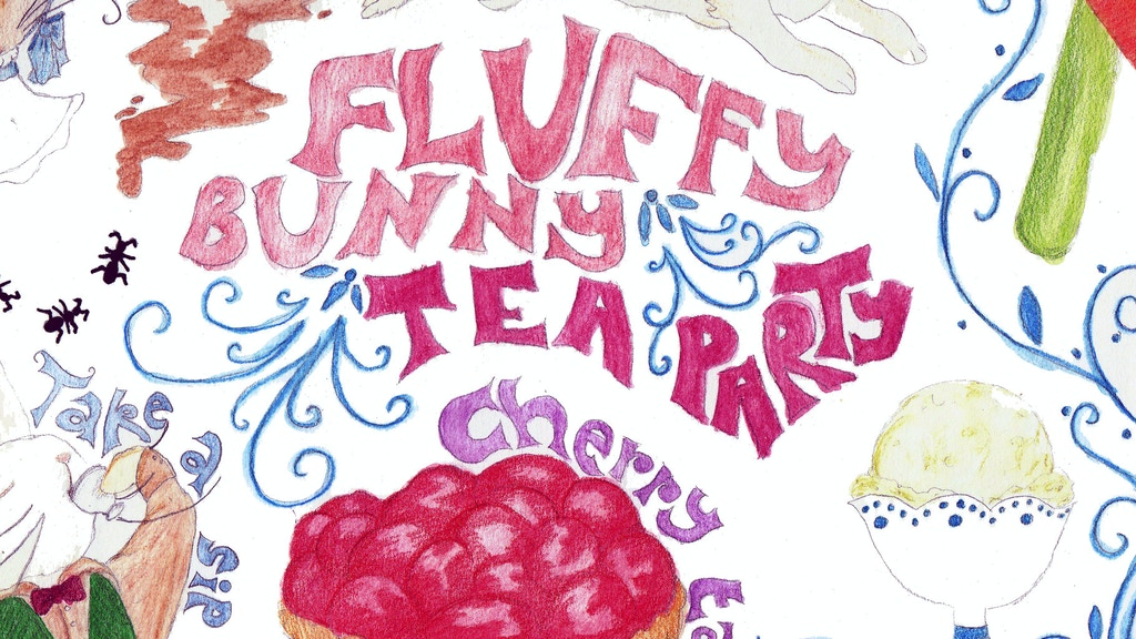 Fluffy Bunny Tea Party - A card game of ruthless politeness. project video thumbnail