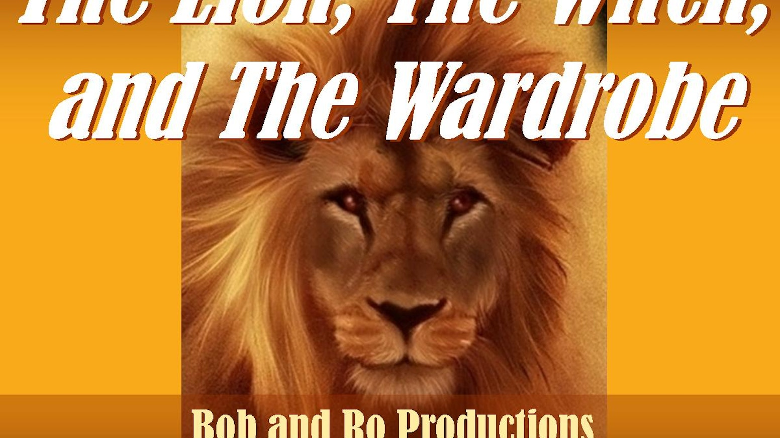 The Lion The Witch And The Wardrobe Theatre Production By