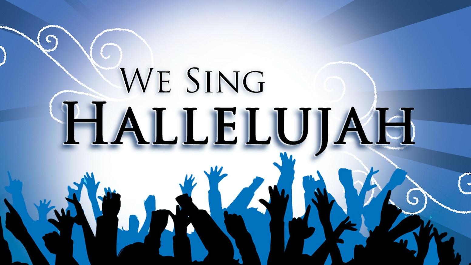 We Sing Hallelujah - Worship Album by Toby L  Baxley