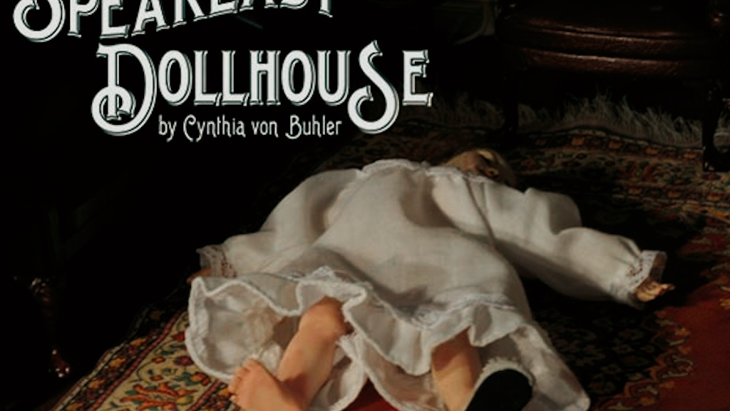 Speakeasy Dollhouse project video thumbnail