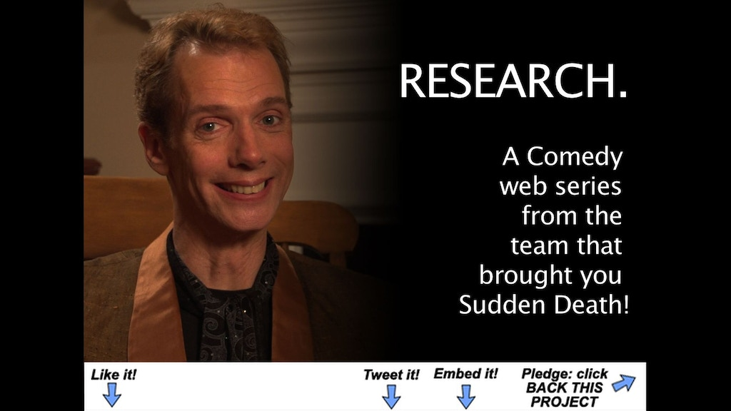 Research. - A Web Series project video thumbnail