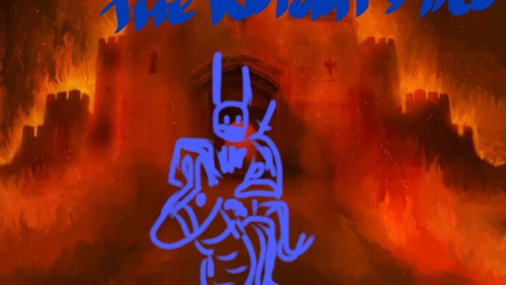 """""""Oathbreaker: The Knight's Tale"""". Fantasy by Colin McComb project video thumbnail"""