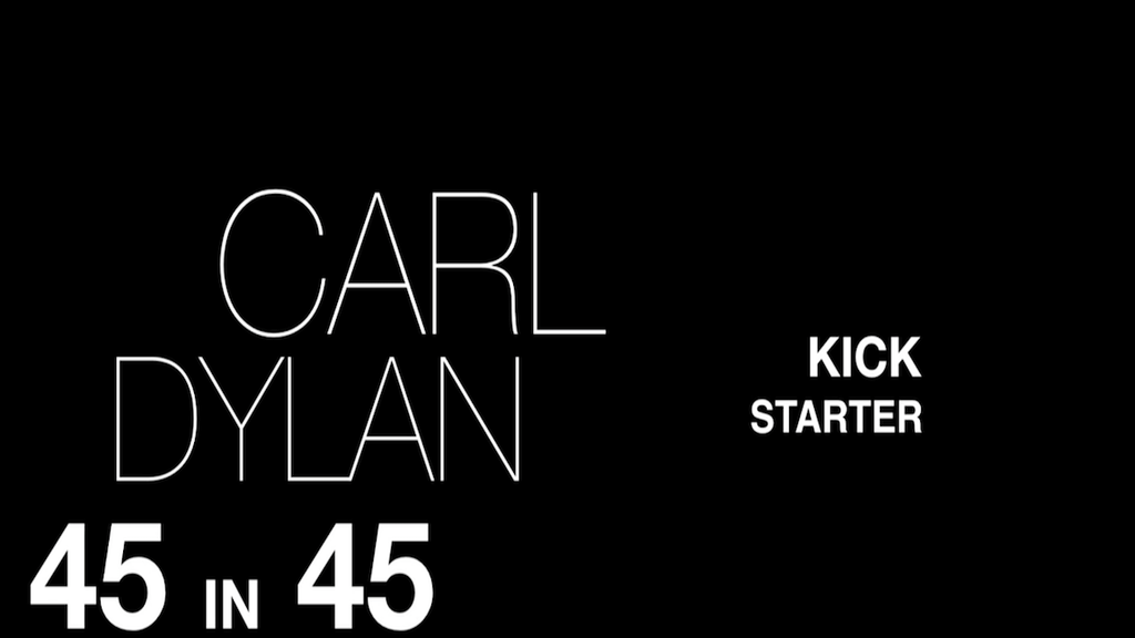 Carl Dylan's First Solo EP project video thumbnail
