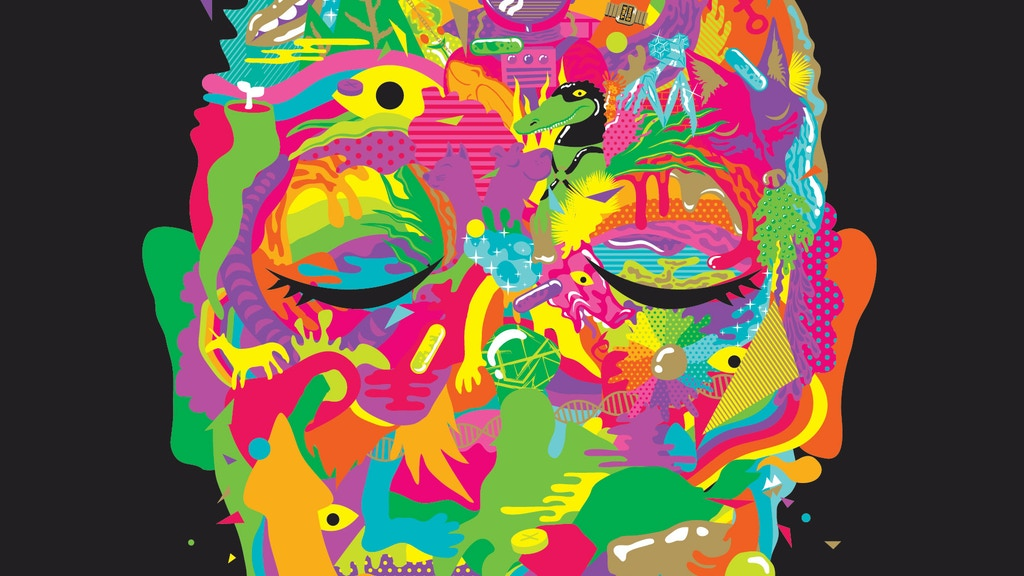 A GREATER MONSTER, a psychedelic tale by David David Katzman project video thumbnail