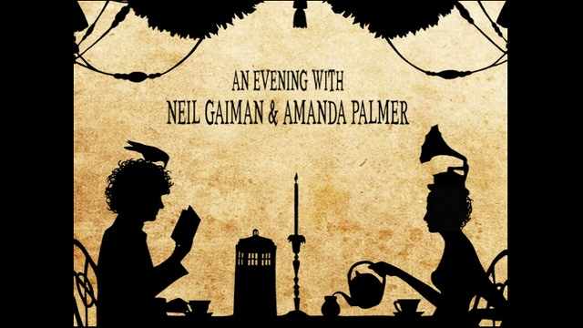 1000 Ideas About Neil Gaiman On Pinterest: An Evening With Neil Gaiman & Amanda Palmer By Amanda