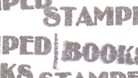 Stamped Books: Let's Get Letterpressing project video thumbnail