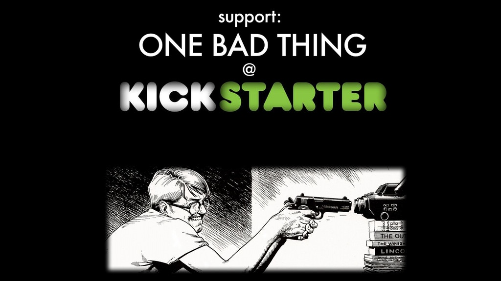 One Bad Thing project video thumbnail