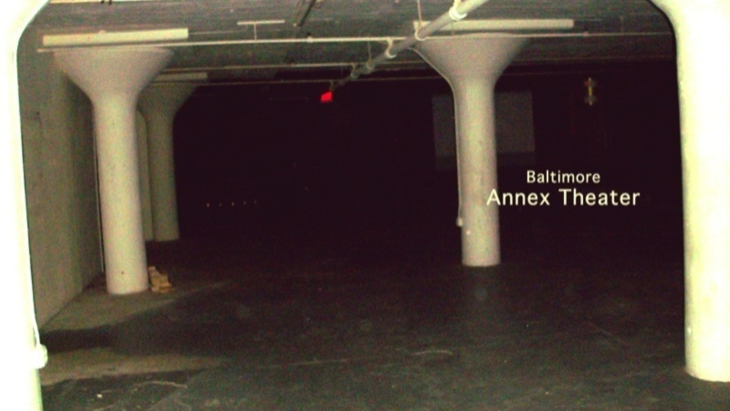 Baltimore Annex Theater's First Full Season project video thumbnail