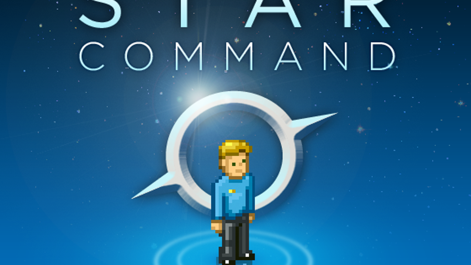 Star Command is a game for iOS and Android where players can build their own ship, recruit their crew and explore the universe.