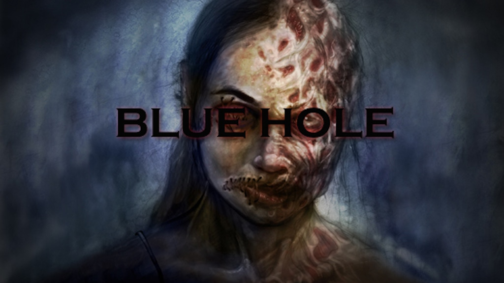 """""""BLUE HOLE"""" - a short film based on a true story project video thumbnail"""