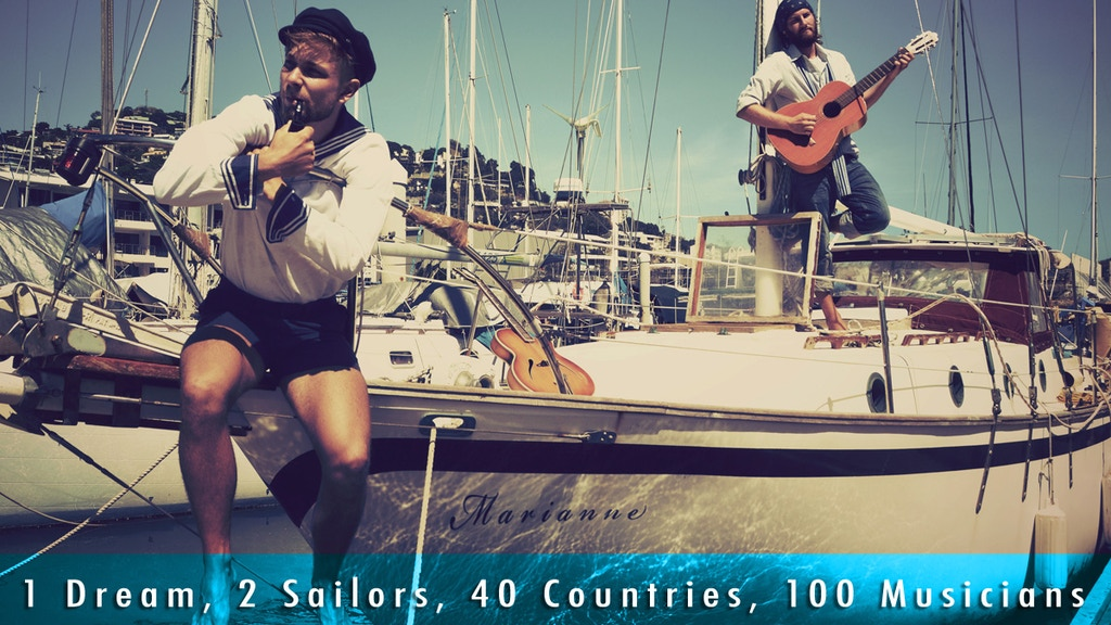 SaILING CONDuCTORS - ExpeditiOn MuSic project video thumbnail
