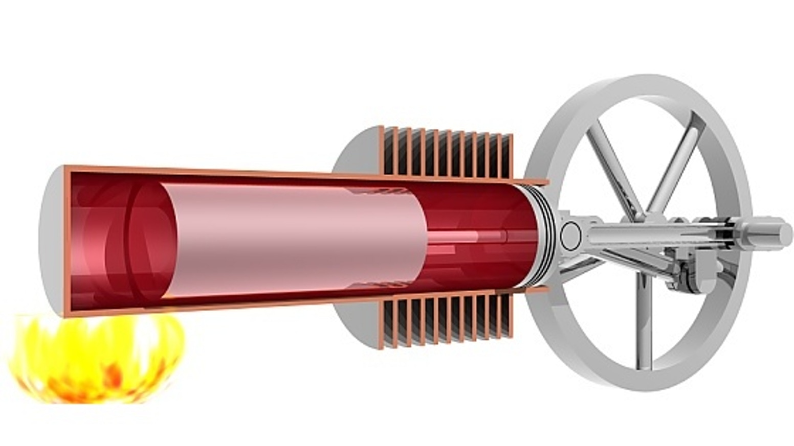 Low Cost Stirling Engine by Tim Sefton — Kickstarter