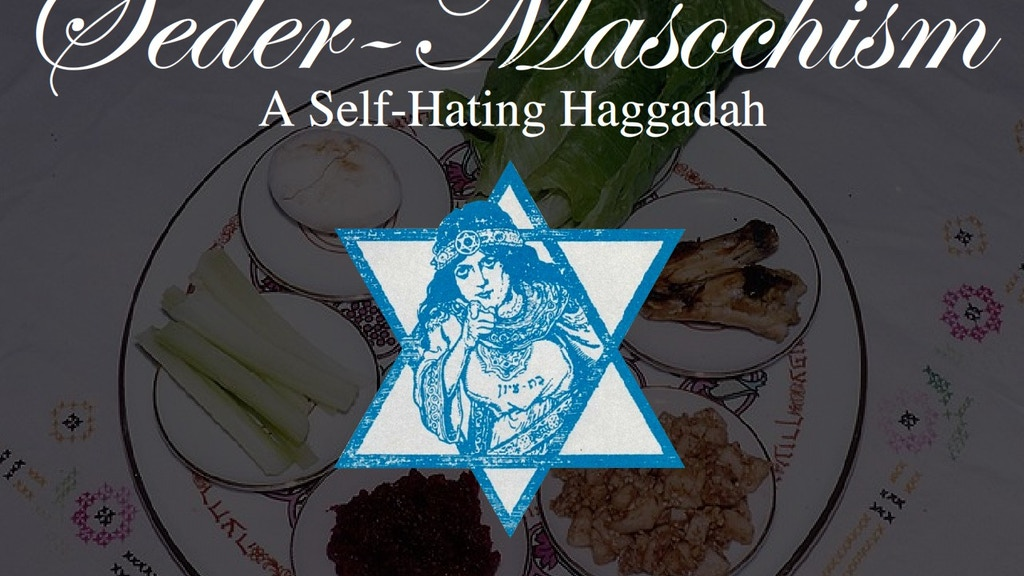 Seder Masochism: Phase I project video thumbnail