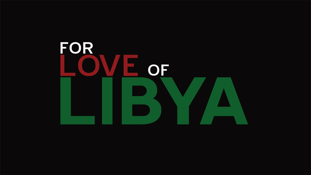 For Love of Libya project video thumbnail