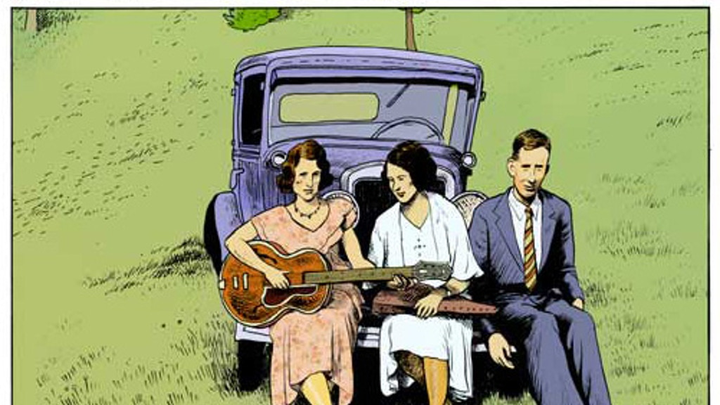 Carter Family Comics: Don't Forget This Song project video thumbnail