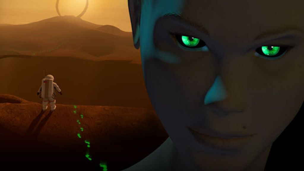 Lifeless Planet: A New Cinematic Sci-Fi Adventure Game project video thumbnail