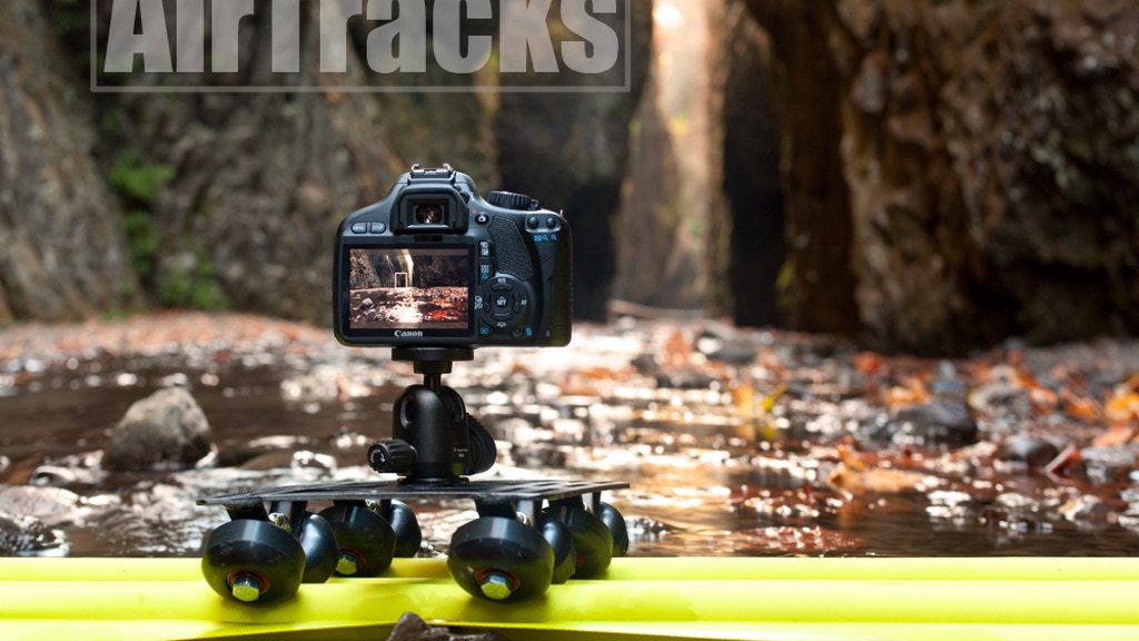 AirTracks: Inflatable All-Terrain Camera Slider project video thumbnail
