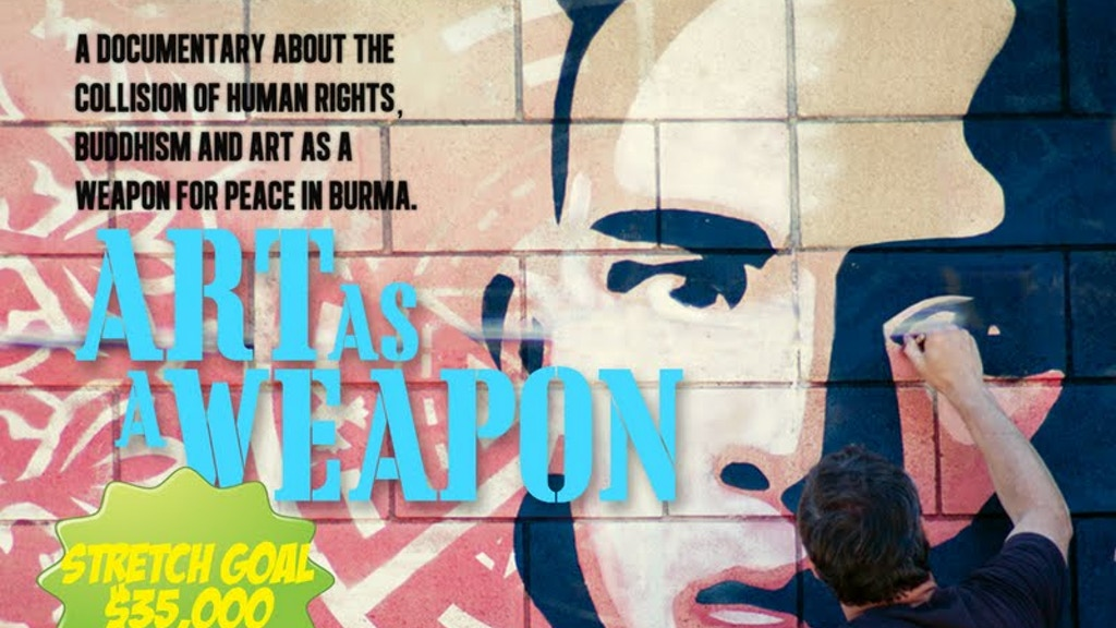 Art As A Weapon project video thumbnail