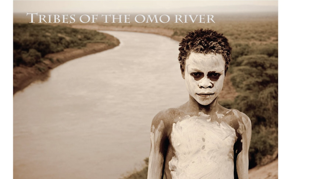 Tribes of the Omo River project video thumbnail