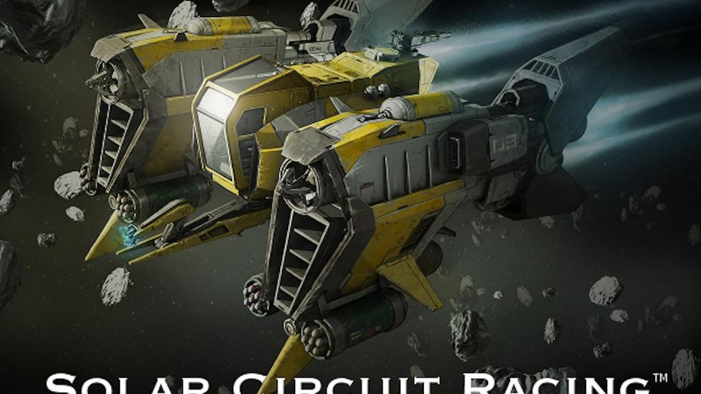 Solar Circuit Racing project video thumbnail