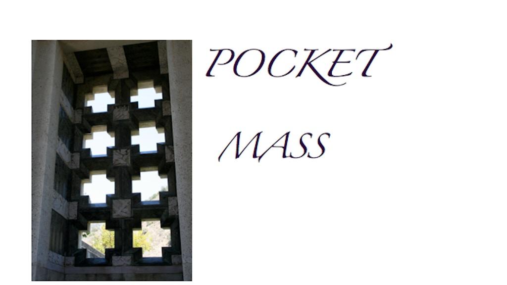 Pocket Mass project video thumbnail