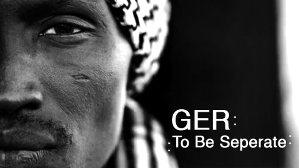 Ger: To Be Separate project video thumbnail