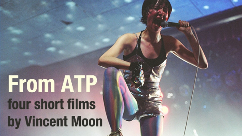 From ATP - four short films by Vincent Moon project video thumbnail