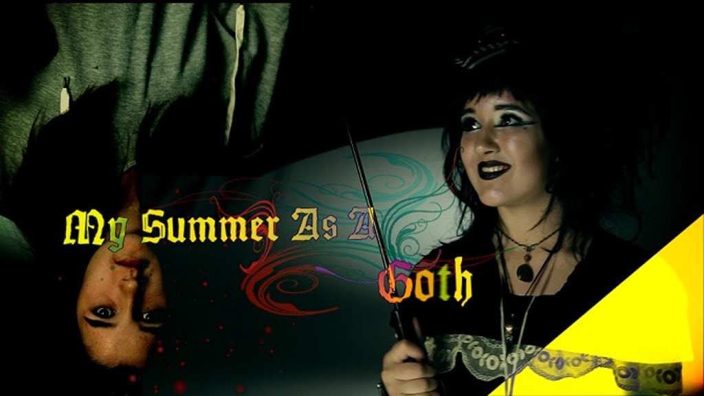My Summer As A Goth project video thumbnail