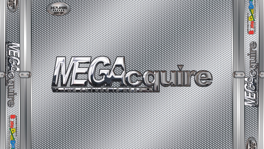 MEGAcquire - An Enhanced Adventure Into High Finance project video thumbnail