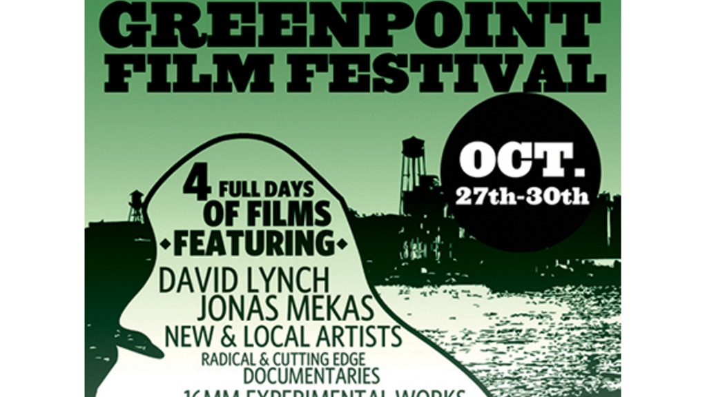 2011 Greenpoint Film Festival project video thumbnail