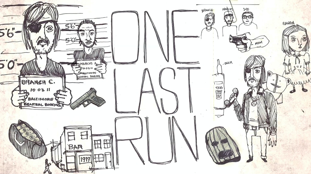 """ONE LAST RUN"" a short by Hilton Carter project video thumbnail"