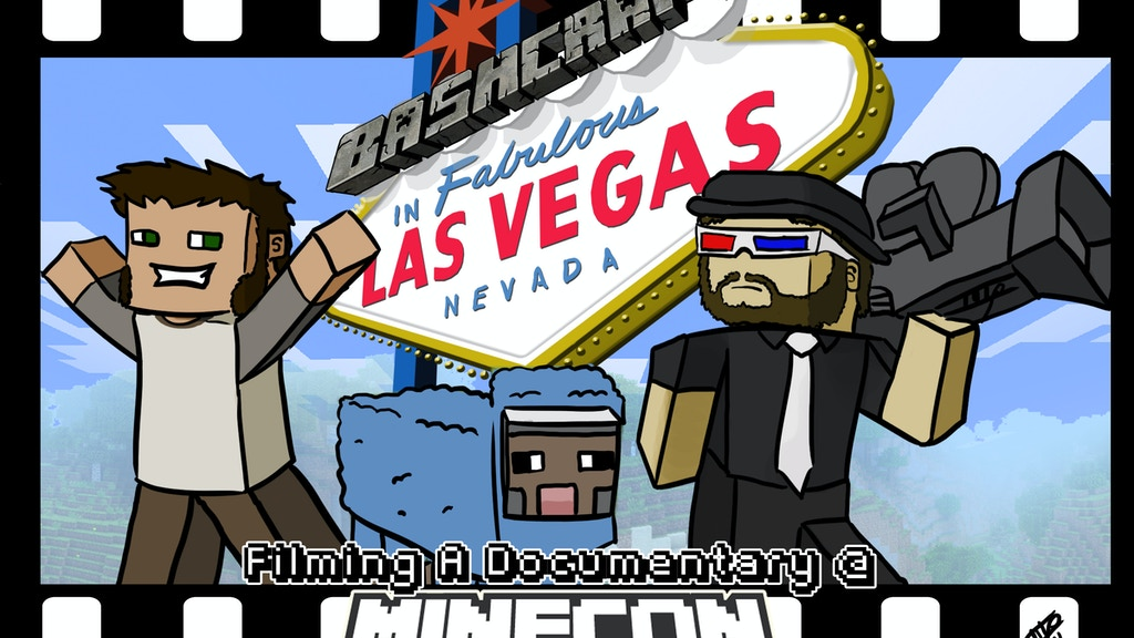 Bashcraft: The Legend of Minecon Documentary project video thumbnail