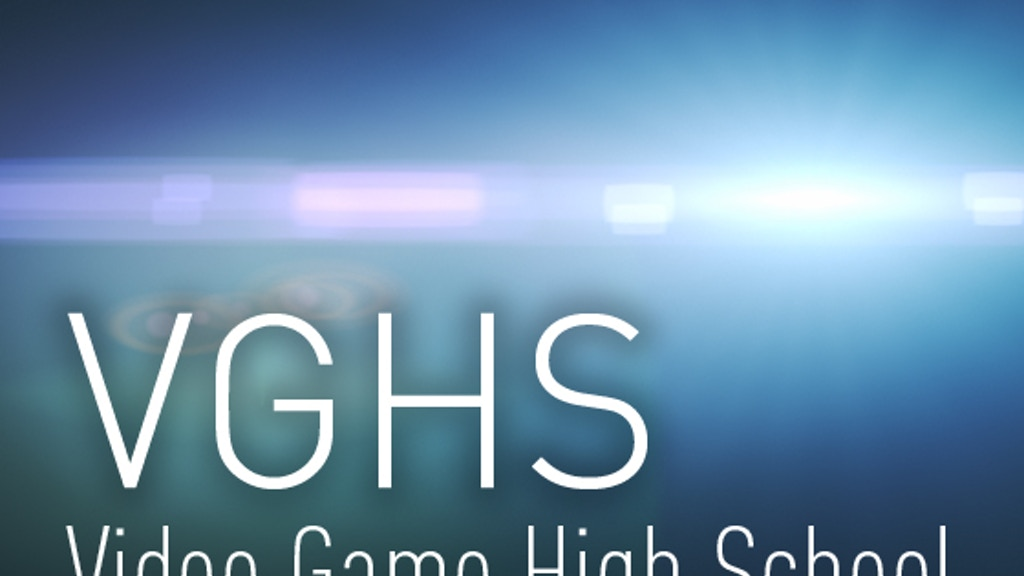 Video Game High School project video thumbnail